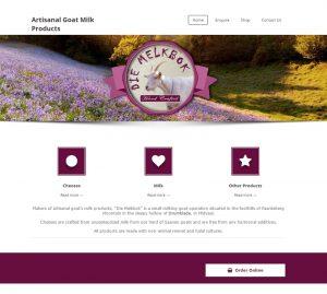 Die Melkbok Website