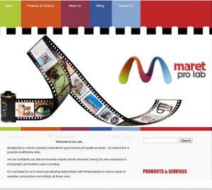 Maret Website