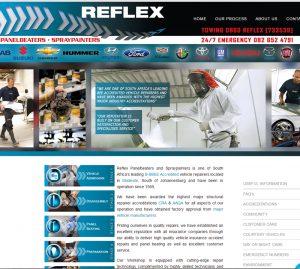 Reflex Website