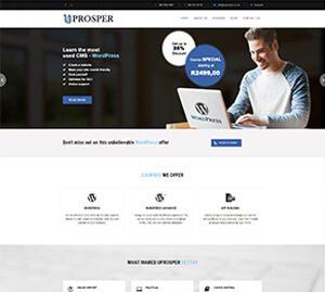 pactmm website design uprosper